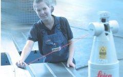 瑞士TESA精密激光跟踪仪LTD604 Leica激光跟踪仪