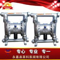 第三代氣動隔膜泵小體隔膜泵溫州產業聚集地 QBY3