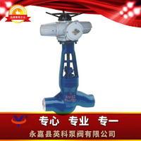 電動焊接截止 J961H