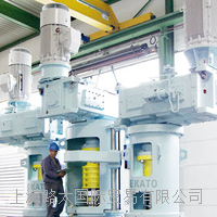 Ekato 用于聚合物方面的反应器搅拌机 - EKATO HWL