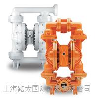 Wilden ADVANCED™系列气动隔膜泵 ADVANCED™ Series