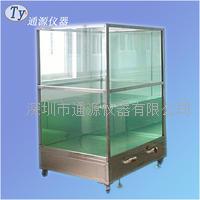 钢化玻璃结构浸水试验箱 IPX7
