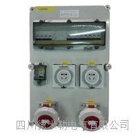 民用工业插座根据客户要求可订制民用插座箱 IP66- DML-SBOX