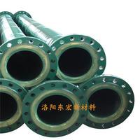 鋼襯聚氨酯復合管道品牌