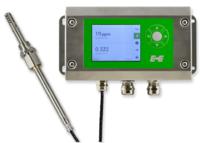EE360带多功能显示屏的高端油中水分变送器