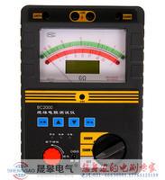 BC20係列型智能雙顯絕緣電阻測試儀 HSX2672