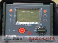 SG3010E接地電阻土壤電阻率測試儀 SG3010