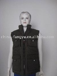 vest with padding