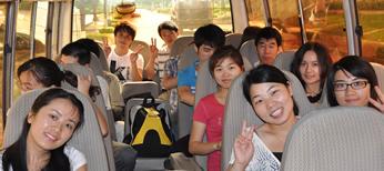 2010年6月14日:歡聚三疊泉,快樂過端午
