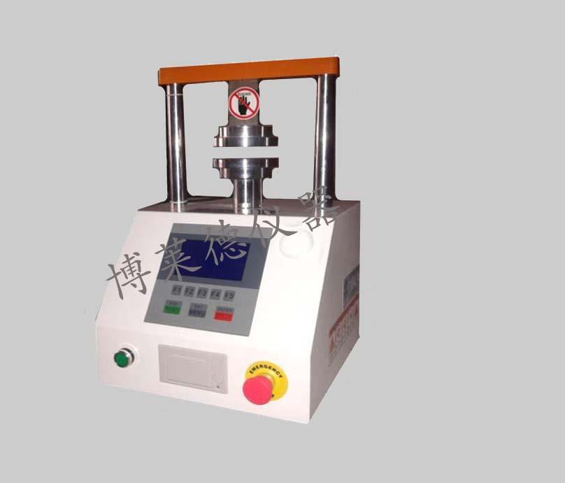 电脑测控纸管抗压试验仪