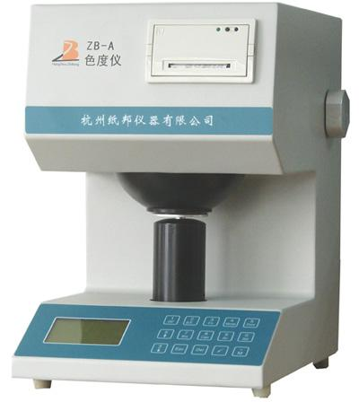 GX-2000白度仪