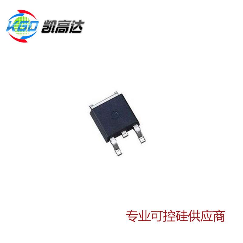 BT137S-600E 双向贴片可控硅