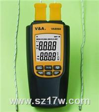 双路热电偶测温仪MT8060 双路热电偶测温仪MT8060  苏州价格,苏州代理,大量批发供应,0512-62111681