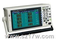 功率分析仪3390 3390 说明书 参数 苏州价格