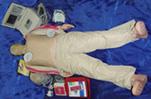 AED除颤、带创伤心肺复苏模拟人