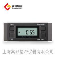 数显倾角仪 带磁带背光倾角盒水平仪 360度电子角度仪