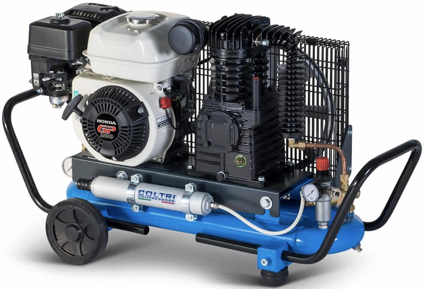 低壓壓縮機(LP Compressor)