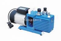 旋片式真空泵/真空抽气泵 2XZ-C