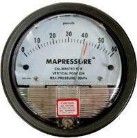 D2000-750pa指针差压表/微压差表 /空气差压计/压差计/风压仪