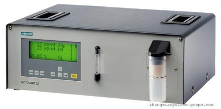 西門子氣體分析儀U23分析儀
