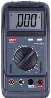 UT2002折叠数字万用表 UT2002