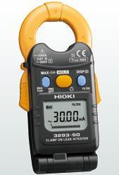 3293-50泄漏电流钳型表 3293-50