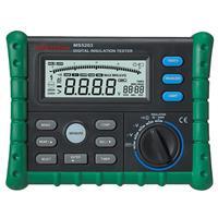 MS5203数字绝缘电阻测试仪 MS5203