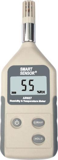 温湿度计AR827 AR827