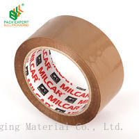 bull packaging brown low noise bopp adhesive tape