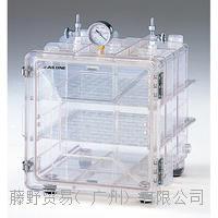 ASONE 真空防潮箱 MVD-300 成形真空デシケーター DESICCATOR VACUUM
