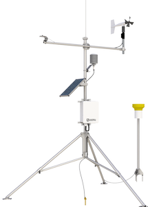 QT-1010自动小气候测量系统